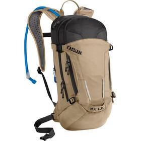 CamelBak M.U.L.E. Pack Hidratación 9l+3l, beige/negro